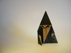 Pureland Wizard - Hideo Komatsu (Rui.Roda) Tags: origami papiroflexia papierfalten sorcier feiticeiro brujo pureland wizard hideo komatsu ty