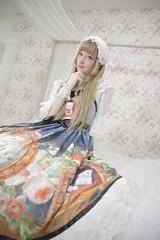 Soufflesong (Himezawa_Cosplay) Tags: soufflesong lolita fashion cat dress coord egl himezawa btssb metamorphose tems de fille handmade classic gothic photoshoot