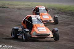 RX150 (58) (Adam Sargent) & RX150 (55) (Larry Sargent) (tbtstt) Tags: british rallycross championship round 2 2016 lydden hill rally cross rx150 58 adam sargent 55 larry