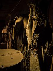 Horse gear (Polpoy) Tags: puits couriot saint etienne mine muse