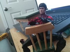 Spider Lee (act fotoes) Tags: marvel legends bruce lee spider man toy japan figuarts has bro action figure 2016 punisher