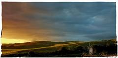 Sunset (Ghatahora Photography) Tags: bhupinderghatahora capturenx2 ghatahoraphotography pamberforestpamber cloudstreessunset cyanotypestonning landscapes naturetreebwcloseup sunriselakeslakedistrict
