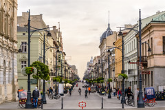 Lodz-6 (Alex Ignatov) Tags: europe lodz poland architecture building city cityscape cloud sky streetphotography lodzvoivodeship pl