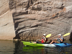 hidden-canyon-kayak-lake-powell-page-arizona-southwest-DSCF8044 (lakepowellhiddencanyonkayak) Tags: kayaking arizona kayakinglakepowell lakepowellkayak paddling hiddencanyonkayak hiddencanyon southwest slotcanyon kayak lakepowell glencanyon page utah glencanyonnationalrecreationarea watersport guidedtour kayakingtour seakayakingtour seakayakinglakepowell arizonahiking arizonakayaking utahhiking utahkayaking recreationarea nationalmonument coloradoriver labyrinthcanyon fullday fulldaykayaktour lunch padrebay motorboat supportboat awesome facecanyon amazing slot drinks snacks labyrinth joesams davepanu fulldaytrip