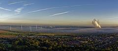Frodsham mist (Raptor996) Tags: cheshire nikon nikonsigma handheld raw dxoopticspro10elite sigma1750f28lens d7200 photoshop panoramicphoto