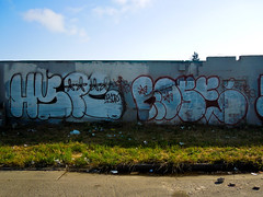 (gordon gekkoh) Tags: sanfrancisco rose graffiti 3a hype vf kcm btm