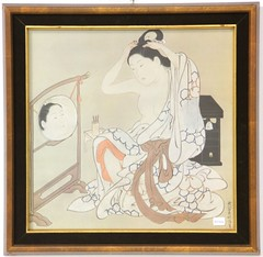 6. Contemporary Geisha Print