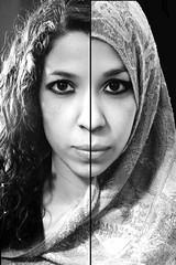Rita tambien se va (laororo) Tags: portrait woman morocco dual racial pauelo marroqu hiyab ritaeljebari