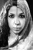 Rita también se va (laororo) Tags: portrait woman morocco dual racial pañuelo marroquí hiyab ritaeljebari