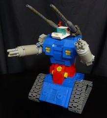 Guntank RX 75-4 (Lego) (boyzwiththemosttoyz) Tags: mobile lego suit gundam guntank