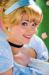 Princess Cinderella (EverythingDisney) Tags: princess disneyland royal disney resort cinderella dlr princesses