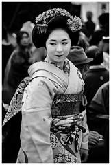 Maiko Ichitomo (Matteo Staltari) Tags: japan kyoto maiko geiko geisha kimono ichitomo