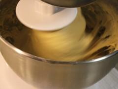 Pumpkin Honey Dinner Rolls - kneading dough using Kitchen Aid mixer (Baking is my Zen) Tags: thanksgiving holiday pumpkin bread breadrolls lunacafé pumpkinrecipe carmenortiz canonrebelt1i susansbradley bakingismyzen pinterest sometimessavory pumpkinhoneydinnerrolls savorypumpkinhoneydinnerrolls