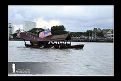 An evening cruise along the Sarawak River (Ringgo Gomez) Tags: anawesomeshot malaysianphotographers nikon2470mm concordians nikond700 perfectphotographer batterthangood sarawakborneo flickrawardgallery
