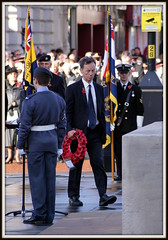MP (The Old Brit) Tags: street candid military flags wreath politicians poppy poppies celebrities uniforms cenotaph remembrance monuments poppywreath southport lestweforget remembrancesunday merseyside liberaldemocrats libdem politicos sefton libdems partypolitics memberofparliament waememorial johnpughmp drjohnpugh