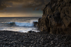 Wai`opai (hawaiiansupaman) Tags: ocean seascape beach sunrise hawaii rocks pacific maui pacificocean nuu waiopai hawaiiansupaman