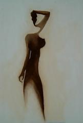 152 (Runge-S) Tags: woman art naked women kunst picture nackt oil frau bild acryl öl gemalt acrylbilder ölbilder