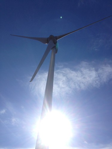 The Nuttby Wind Farm is a 50.6 MW wind farm consisting of 22 wind turbines located west of Truro Nova Scotia