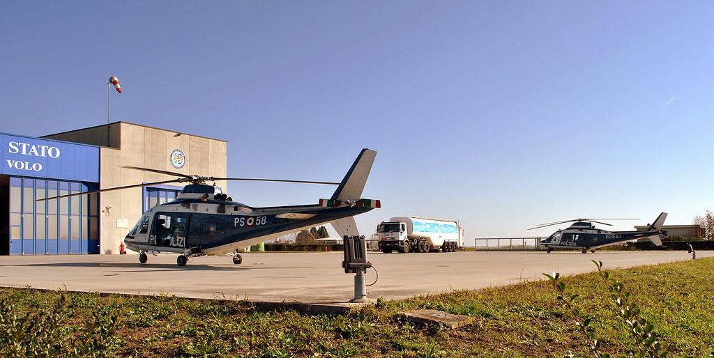Elicottero Venezia : The world s best photos of aeroportomarcopolo and polizia