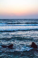 IMG_2642 (Wisssss) Tags: sunset red sea sky sun seaside waves redsea sunny clear corniche jeddah saudiarabia jiddah