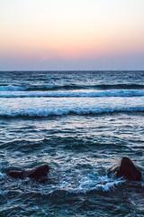 IMG_2642 (Wisssss) Tags: sunset red sea sky sun seaside waves redsea sunny clear corniche jeddah saudiarabia jiddah