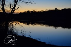 oyaMAM_20121114-180211 - Last Light on the Peconic (MichaelAPMayo) Tags: nature photography riverhead oyamam oyamaleahcim