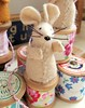 "Cotton Spool Mice • <a style=""font-size:0.8em;"" href=""https://www.flickr.com/photos/29905958@N04/8208658092/"" target=""_blank"">View on Flickr</a>"