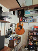 user - RW - Garage studio need (The Guitar Hangers) Tags: 1 amazon guitar nail any wear number hanger witha