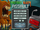 變種外星人突襲(Mutant Alien Assault)