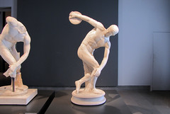 Myron, Discobolus with 2nd fragment