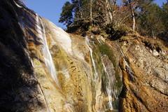 Haller Wasserfall / Waterfall (SpeedyRS) Tags: pictures autumn water canon eos austria hall waterfall sterreich wasserfall herbst tamron steiermark manfrotto admont pwm gestein stativ 600d 18270 pwmpictures
