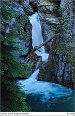 DB7_0135 (YYDB) Tags: banffnationalpark johnstoncanyon thecanadianrockies candandianrokies johnsoncanyonbanff