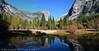 Mirror Lake (Images by John 'K') Tags: park panorama nationalpark nikon yosemite yosemitenationalpark stitched yosemitevalley johnk d600 nikond600 johnkrzesinski randomok
