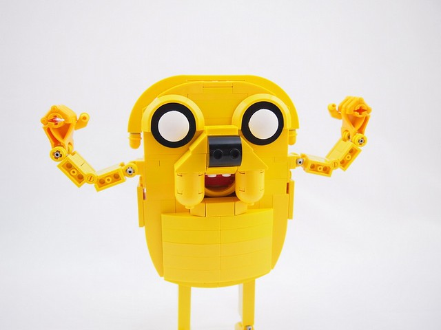 LEGO Adventure Time 探險活寶 MOC作品