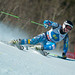 ASPEN, CO - NOV 27: Daniel Blake at the FIS NORAM Giant Slalom in Aspen, CO on November 27, 2012