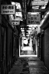 Time tunnel (Yoshi T. (kagirohi)) Tags: bw monochrome canon explore nara    explored