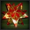 nur gesteckt, nicht geklebt- just stuck, not glued (Anke knipst) Tags: star craft stern aurelio basteln weihnachtsdeko deko bascetta