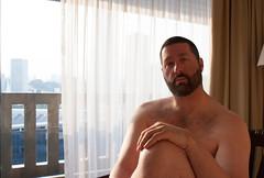 Jonathan in Marina Mandarin (Jules in Australia) Tags: bear gay marina singapore mandarin