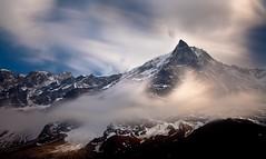 Thyangmoche (Jeff Engelhardt) Tags: nepal mountain landscape rolwaling thyangmoche