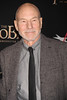 Patrick Stewart, Premiere of 'The Hobbit: Unexpected Journey' New York City
