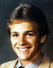 Luke Perry before he became famous Supplied by WENN