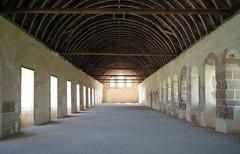 Dormatory, Abbaye de Fontenay