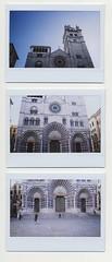 fuji 210 san lorenzo Genova (Janna Colella) Tags: city fuji genova citt instax ghesemmu fujiinstax210 sanlorenzogenova
