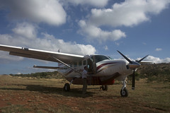 Cessna Caravan in the Rift Valley