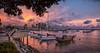 Harbor View (mojo2u) Tags: california sunset skyline bay harbor sandiego harbordrive sandiegoskyline nikond800 sandiegocityscape nikon28300mm