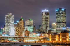 The Pittsburgh skyline at night from the PJ McCardle Roadway HDR (Dave DiCello) Tags: beautiful skyline photoshop nikon pittsburgh tripod usxtower christmastree mtwashington northshore northside bluehour nikkor hdr highdynamicrange pncpark thepoint pittsburghpirates cs4 ftpittbridge steelcity photomatix beautifulcities yinzer cityofbridges tonemapped theburgh clementebridge smithfieldstbridge pittsburgher colorefex cs5 ussteelbuilding beautifulskyline d700 thecityofbridges pittsburghphotography davedicello pittsburghcityofbridges steelscapes beautifulcitiesatnight hdrexposed picturesofpittsburgh cityofbridgesphotography