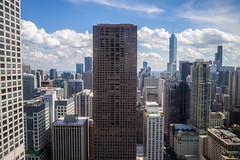 Chicago (romanboed) Tags: leica m 240 summicron 28 cityscape travel usa chicago john hancock center skyline city skyscrapers trump tower willis sears summer