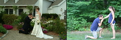 Proposal before/after (mdpapefamily) Tags: danielle mike