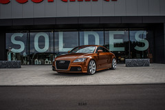 Audi TT (NiCo_702) Tags: audi tt mk2 static 20 inch mercedes glk stance stanced low lowered brown brun