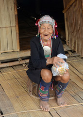 Akha Hill Tribe Lady (GVG Imaging) Tags: hilltribe thailand nikond7000 nikkor18200mmvr akhahilltrbe asia